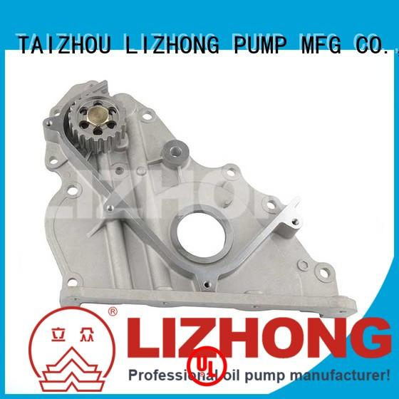 LIZHONG good quality car oil pump for sale for trunk