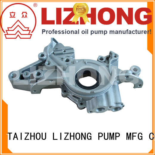 LIZHONG long lasting oil pumps manufacturers supplier for off-road vehicle