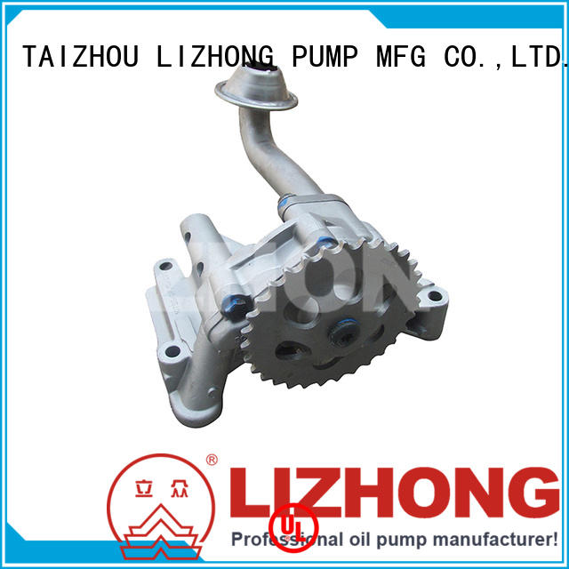 LIZHONG oil pump company wholesale for trunk