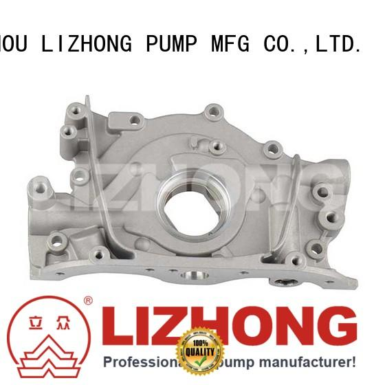 LIZHONG durable oil pumps supplier for off-road vehicle