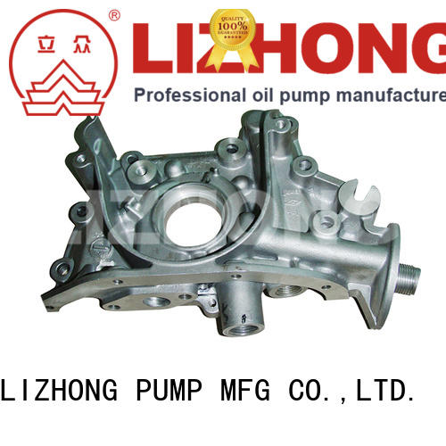 LIZHONG long lasting rotor oil pump promotion for off-road vehicle
