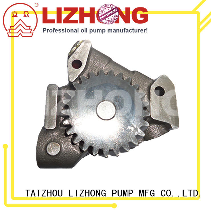 LIZHONG oil pump online for off-road vehicle
