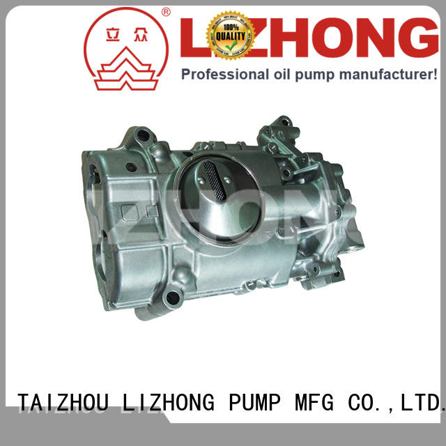 LIZHONG rotor oil pump supplier for car