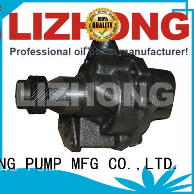 LIZHONG durable gear type oil pump promotion for off-road vehicle