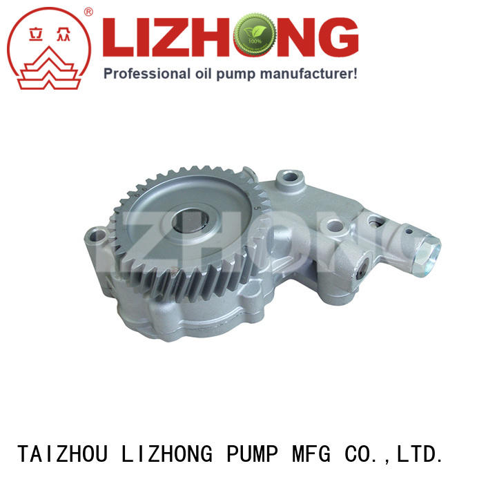 LIZHONG good quality oil pump for car supplier for vehicle