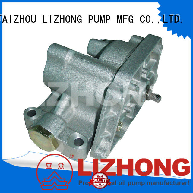 LIZHONG good quality gear oil pump promotion for trunk