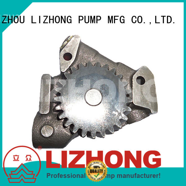 LIZHONG reliable oil pump price directly sale