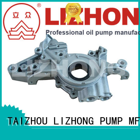 LIZHONG long lasting oil pump cost promotion for off-road vehicle