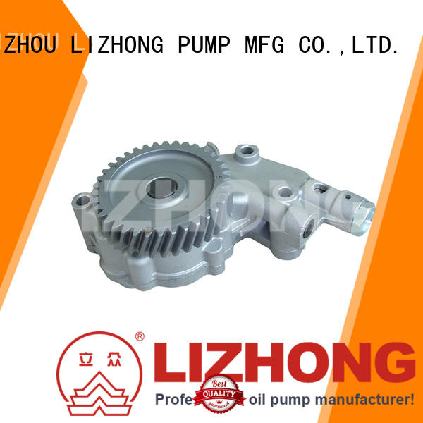 LIZHONG oil pumps for sale supplier for off-road vehicle