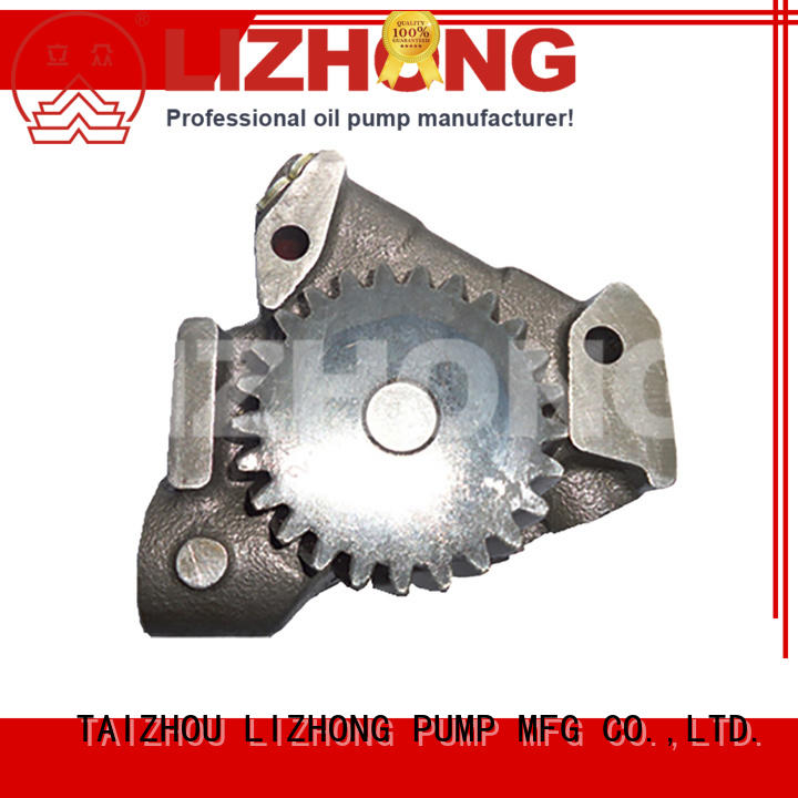 LIZHONG practical oil pump directly sale for vehicle