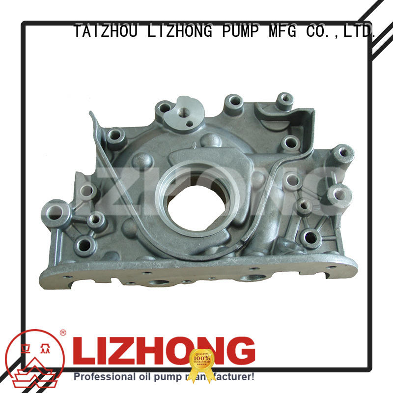 durable rotor type oil pump supplier for off-road vehicle