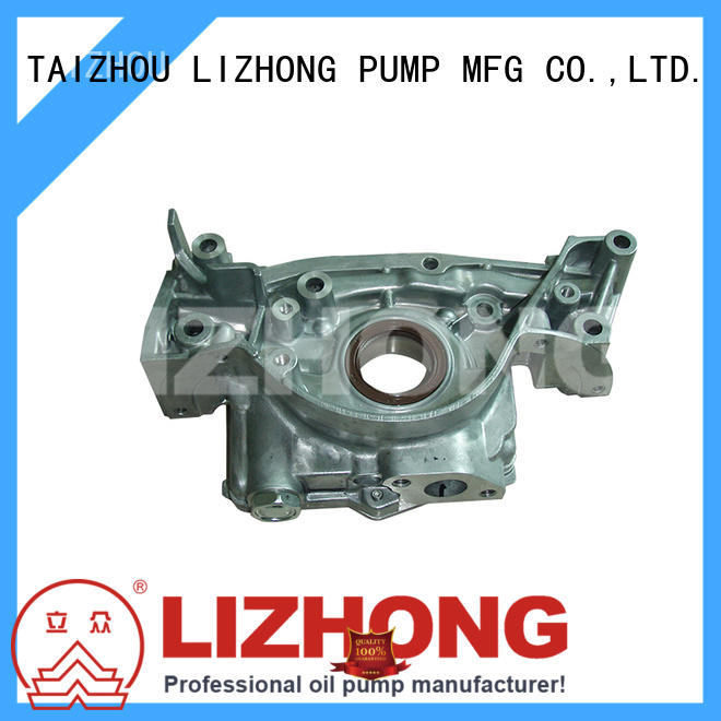 LIZHONG durable types of automotive oil pumps for off-road vehicle