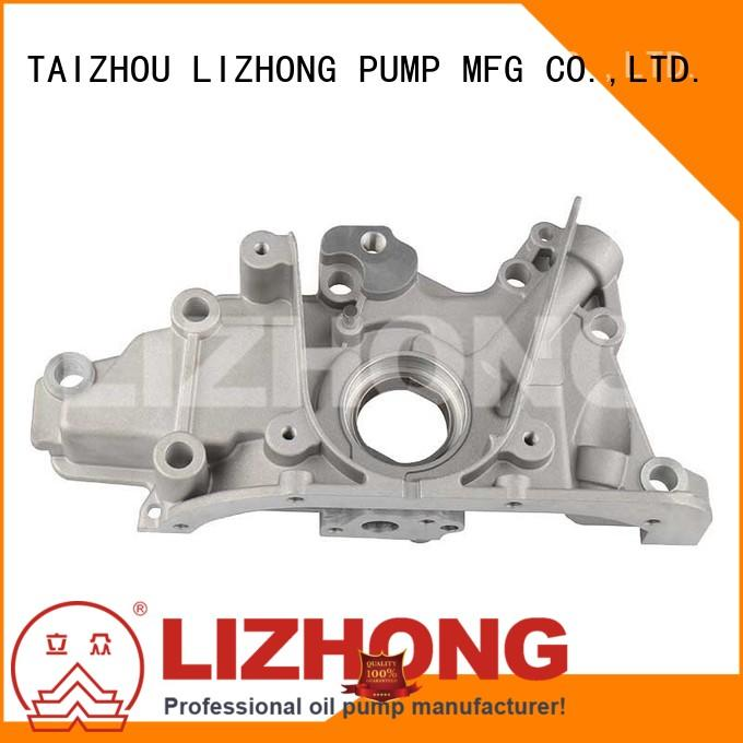 LIZHONG good quality engine oil pump price wholesale for vehicle