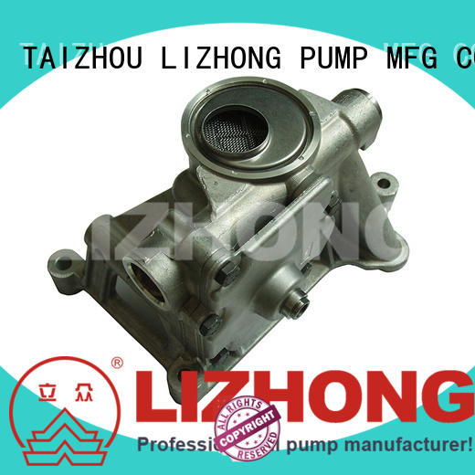 LIZHONG rotor type oil pump wholesale for trunk