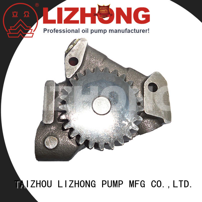 LIZHONG reliable oil pump cost directly sale