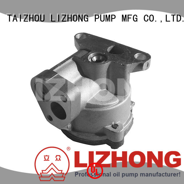 LIZHONG long lasting oil pump at discount for trunk
