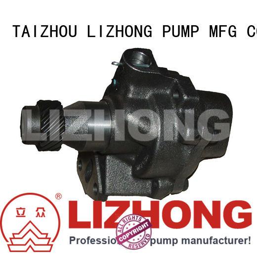LIZHONG long lasting automotive oil pumps wholesale