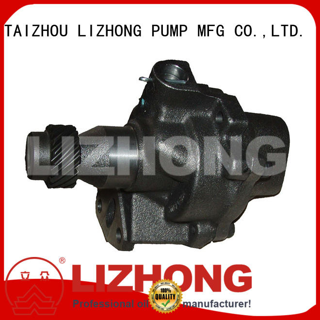 LIZHONG long lasting oil pump types promotion