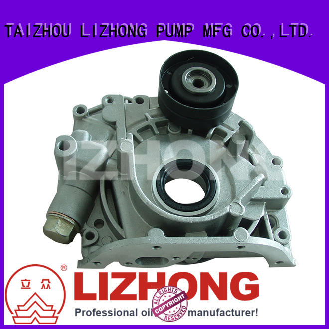 LIZHONG durable engine oil pump price supplier for trunk