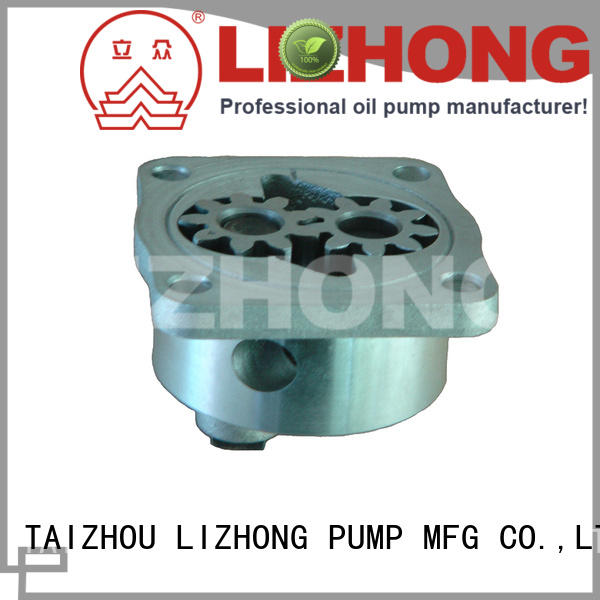 LIZHONG engine oil pump price supplier for car