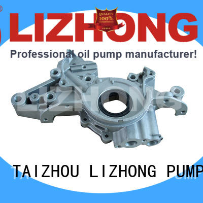 LIZHONG professional automotive oil pump manufacturing companies for trunk