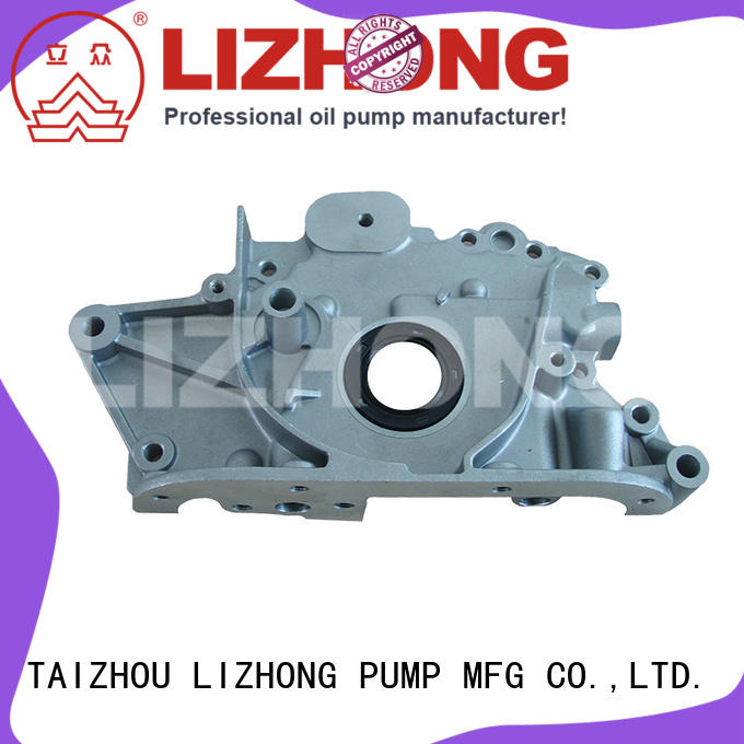 LIZHONG long lasting gearbox oil pump at discount