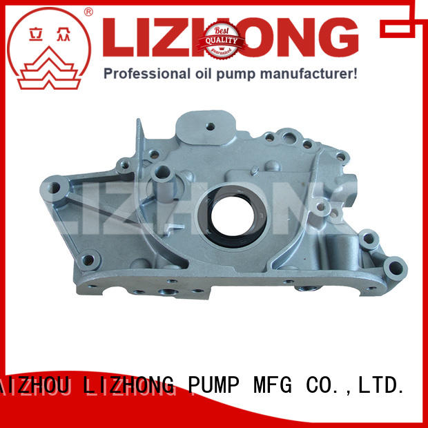 durable gear type oil pump at discount for car