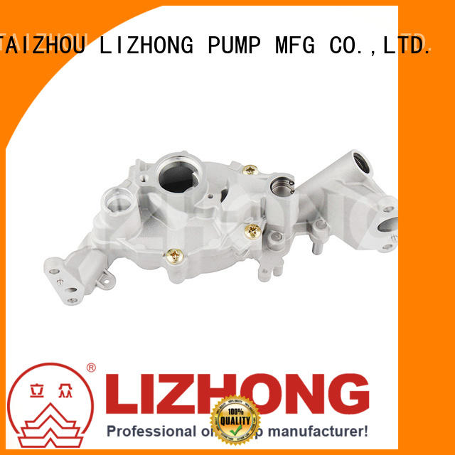 durable gear type oil pump promotion for off-road vehicle