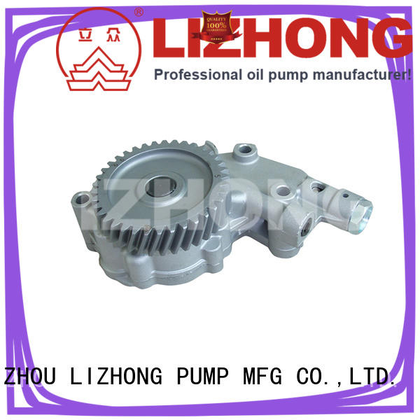 LIZHONG automotive oil pump at discount for trunk
