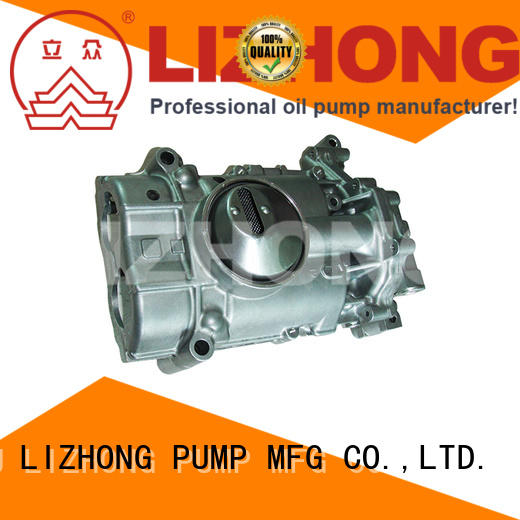 LIZHONG rotor oil pump supplier for trunk