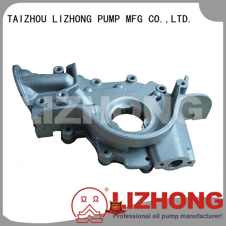 LIZHONG gear type oil pump promotion for off-road vehicle