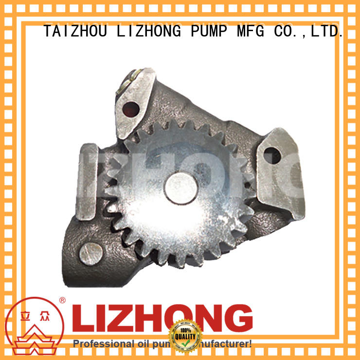 LIZHONG engine oil pump directly sale for car