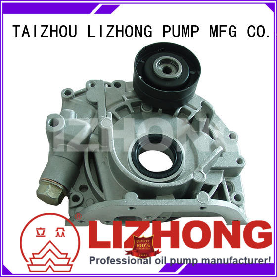 LIZHONG long lasting oil pump types wholesale for trunk