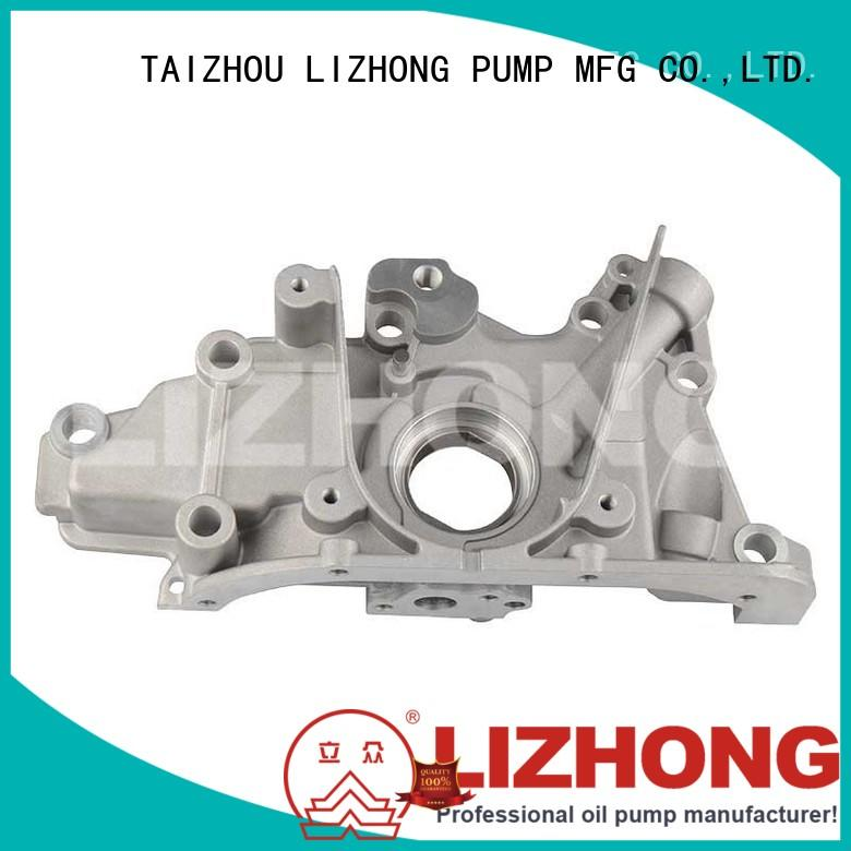 LIZHONG good quality oil pump cost supplier for vehicle