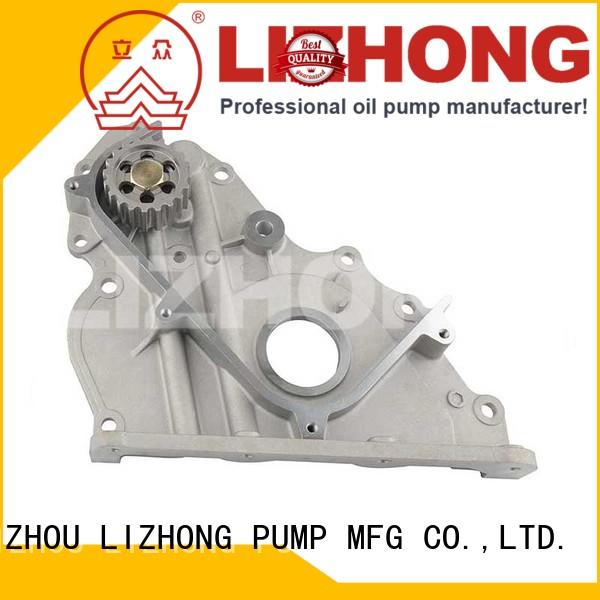 professional engine oil pumps supplier for vehicle