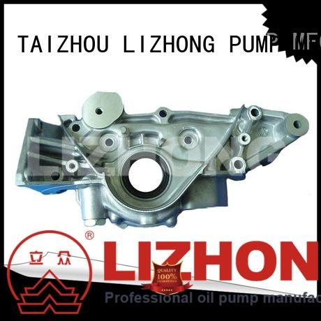 LIZHONG engine oil pump types promotion