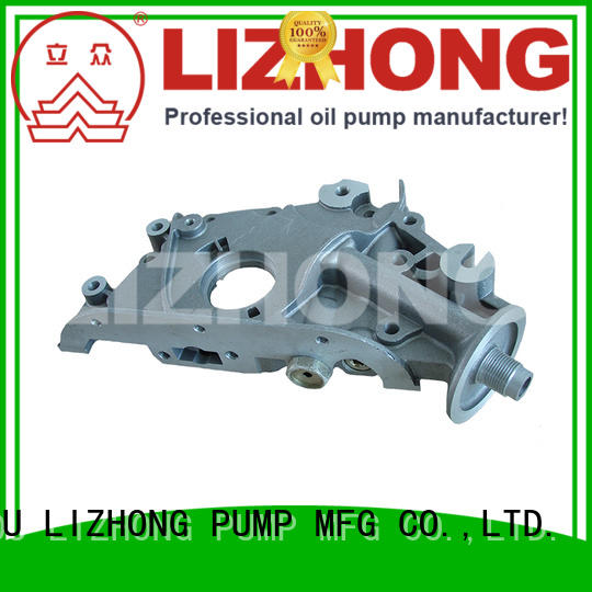 LIZHONG professional oil pump manufacturers at discount for vehicle