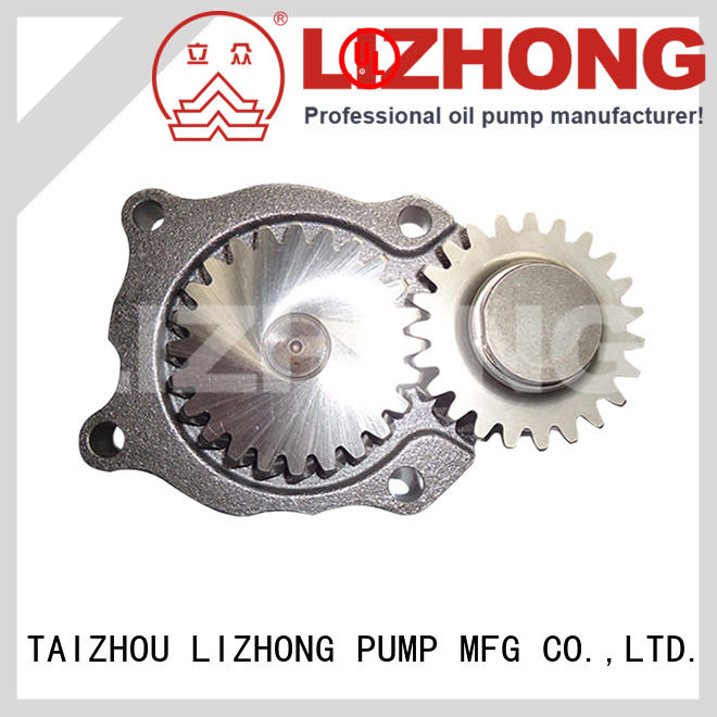 LIZHONG practical engine oil pump online for trunk