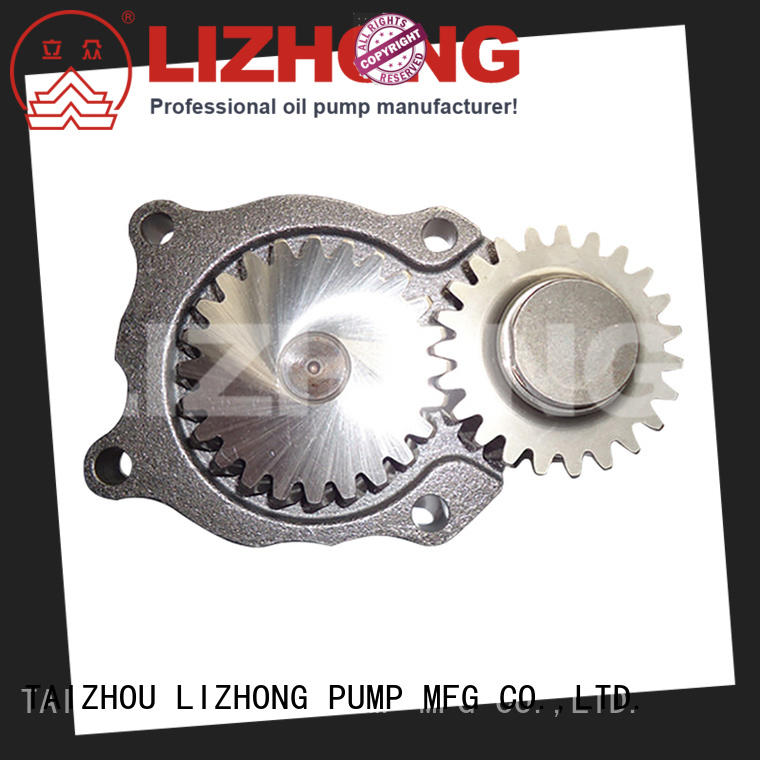 LIZHONG reliable oil pump manufacturers online for vehicle