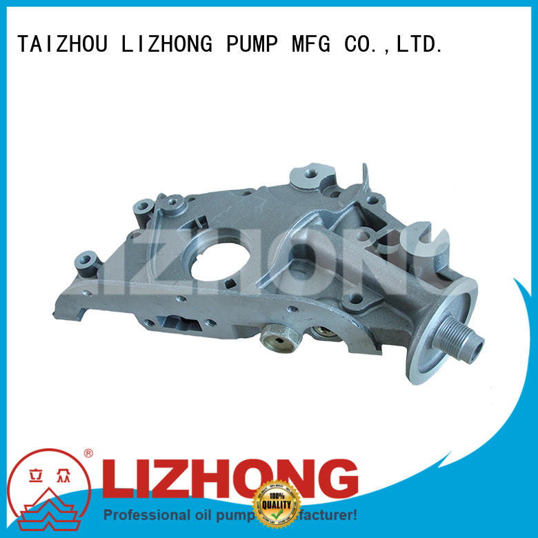 LIZHONG professional gear oil pump factory