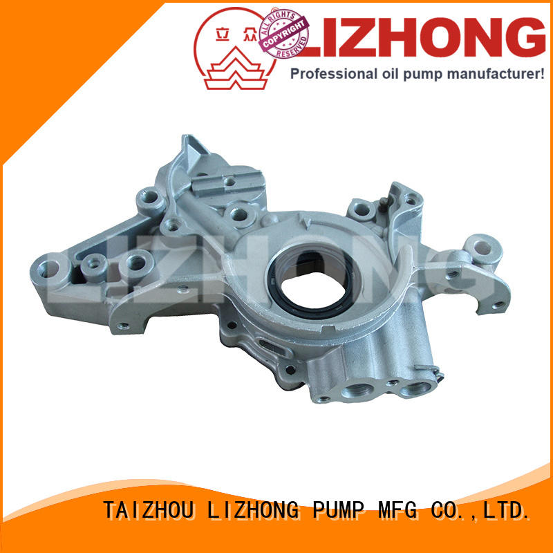 LIZHONG good quality oil pump manufacturers promotion for vehicle