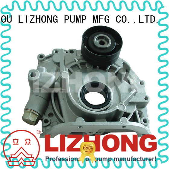 LIZHONG professional engine oil pump price wholesale for vehicle