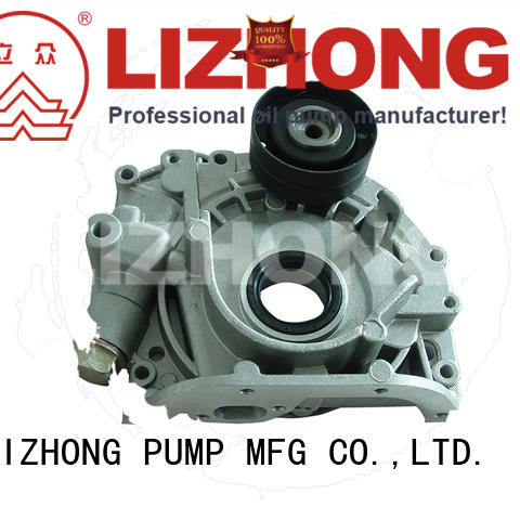 LIZHONG good quality engine oil pump price wholesale for off-road vehicle
