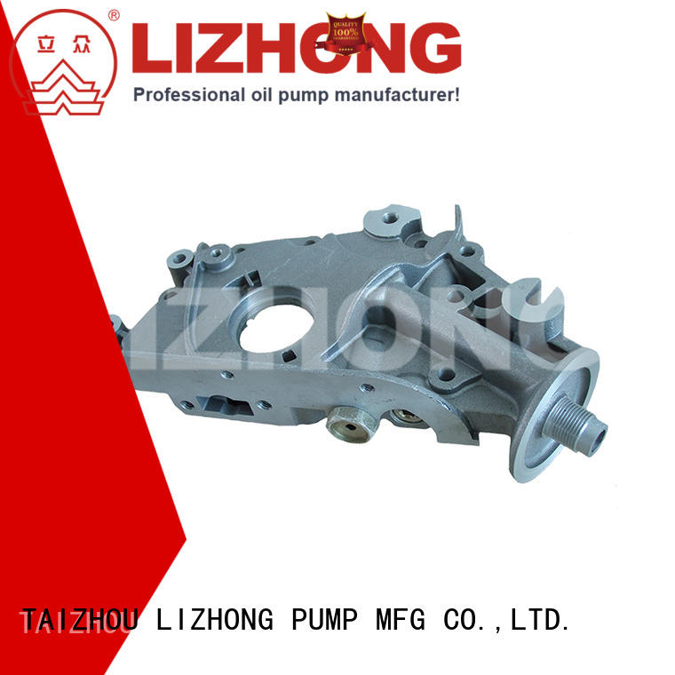 LIZHONG engine oil pump price promotion for trunk