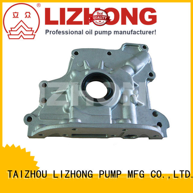 durable gear type oil pump supplier for off-road vehicle