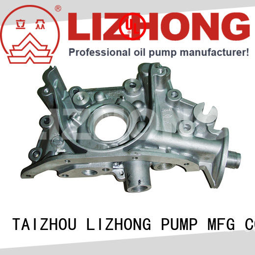 LIZHONG gear type oil pump promotion for trunk