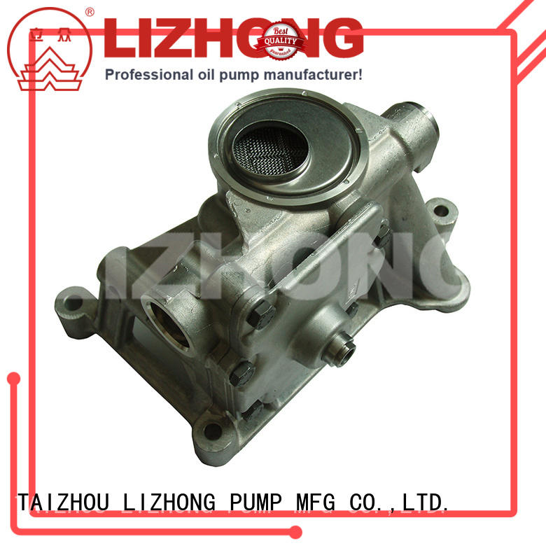 LIZHONG durable rotor type oil pump promotion for off-road vehicle
