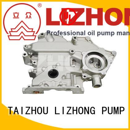 LIZHONG engine oil pump supplier for car