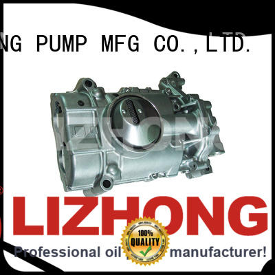 good quality rotor type oil pump supplier for trunk