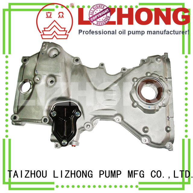LIZHONG good quality oil pump cost wholesale for off-road vehicle